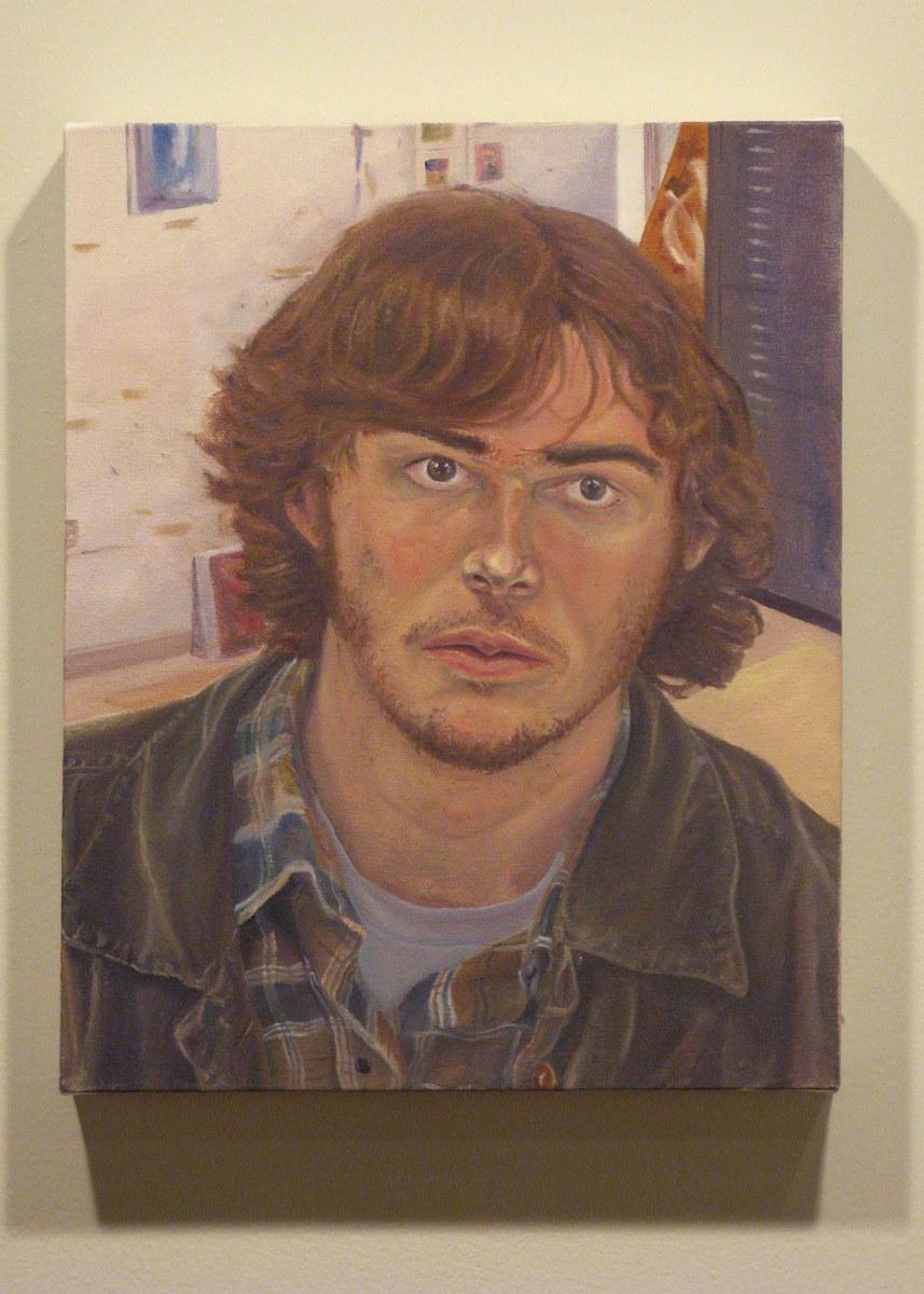 Portrait of the Artist as a Creepy Man