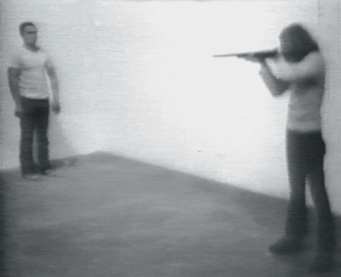Chris Burden's Shoot