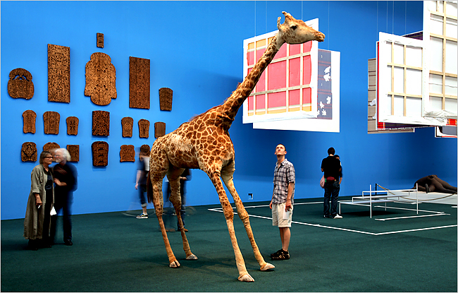 Documenta, photo: New York Times