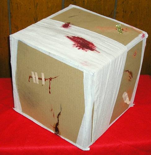Wounded Box